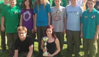 Jugendgruppe der FF Liezen Stadt zeigt hervorragende Leistung
