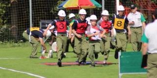 1. Leistungsbewerb der Feuerwehrjugend