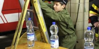 Knobelübung der Feuerwehrjugend