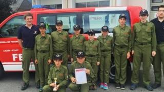 1. Jugendleistungsbewerb in Selzthal