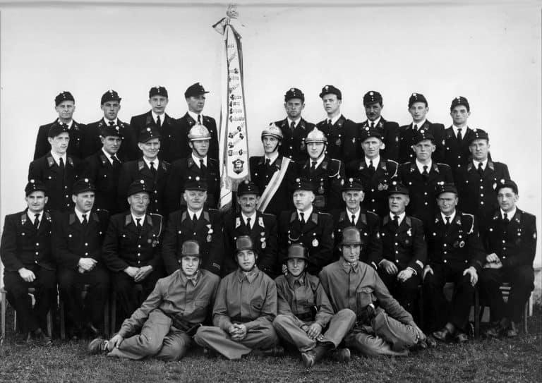 Mannschaftsfoto 1954