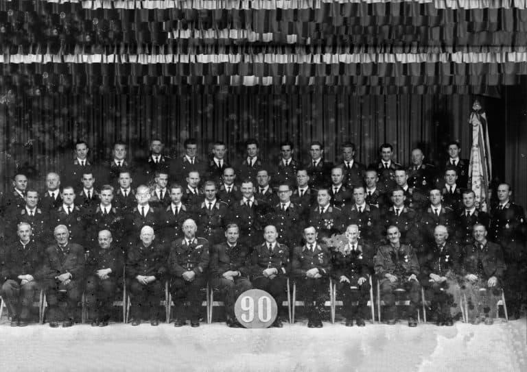 Mannschaftsfoto 1962